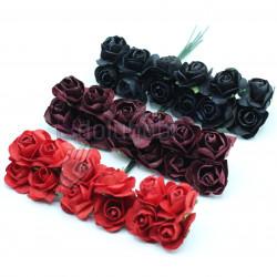kağıt çiçek (144 adet - 10 farklı renk seçeneği)