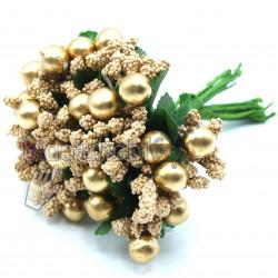 iri pıtırcık incili çiçek altın