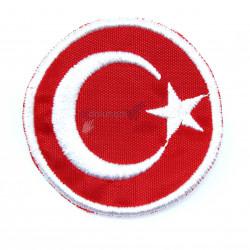 türk bayrağı arma patch
