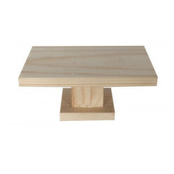 ÇG26 Ağaç Minyatür Masa