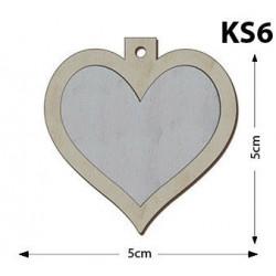Ks6-Kalpli Kasnak Kolye
