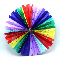 dekoratif kağıt süs (40cm)