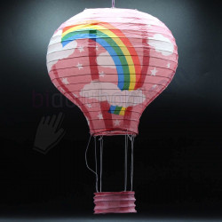 kağıt japon feneri model 1
