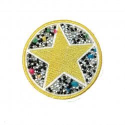 Dökme Taşlı yıldız Yapıştırma