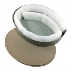 Oval PlastikHavluluk Kutu