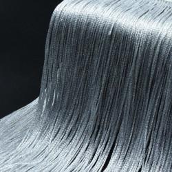 gümüş simli saçak (6 boy seçeneği)