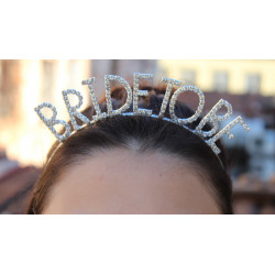 Bride To Be Taç