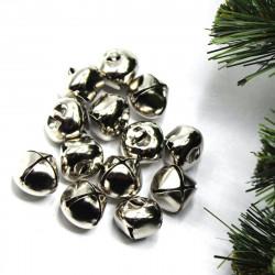 gümüş renkli zil (50 adet)