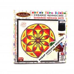 Artebella Seramik Mozaik Set CM-12 32x32