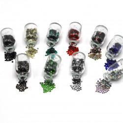 kristal hotfix yapıştırma taş(4mm)