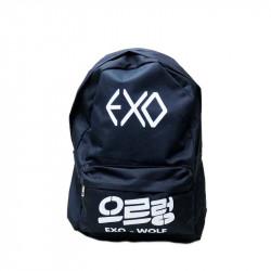 EXO FAN Sırt Çantası Siyah