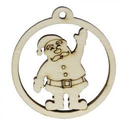 YB39 Yılbaşı Süsü Noel Baba