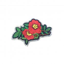 Yapıştırma Çiçek Motif