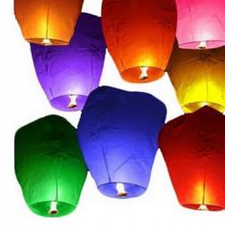 pratik Dilek Feneri- Dilek Balonu