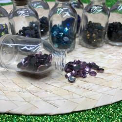kristal hotfix yapıştırma taş(6mm)