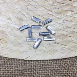 çubuk dikdörtgen beyaz hotfix taş