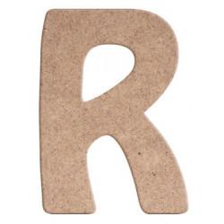 Dh21 Duvar ''R'' Harfi