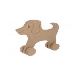 TO10 Tekerlekli Oyuncak Köpek