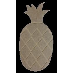 D26 - Büyük Ananas Ahşap Obje