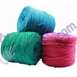 penye ip (penye t-shirt yarn - 10 farklı renk seçeneği)